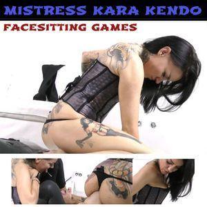 Kara Kendo the cruel mistress